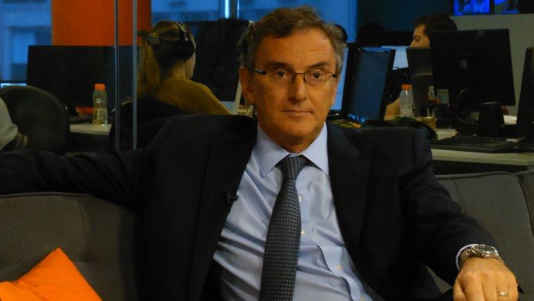 Claudio Cesario, presidente de ABA, destacó en InfobaeTVla importancia de arreglar con los holdouts para atraer inversiones